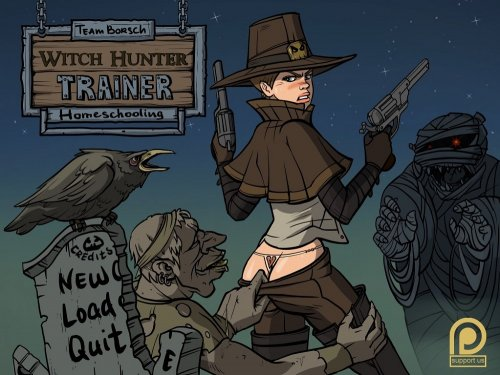 Witch Hunter Trainer Epidemic
