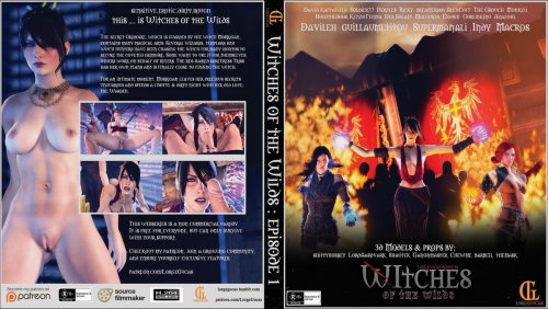 Witches of the Wilds Epsiode 1 Release