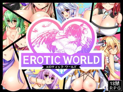 "Another World Erotic RPG Erotic World ~ Naughty Unique Skill ""Erotic Time"" ~"