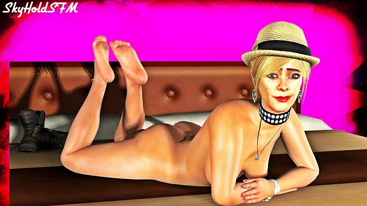 Santa porn de amanda Amanda De